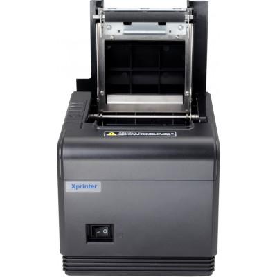 Принтер чеков Xprinter XP-Q800 (USB+RS-232+Ethernet)