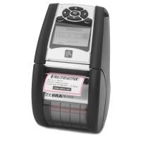 Мобильный принтер этикеток Zebra QLn220 (Bluetooth, Mfi+Ethernet)